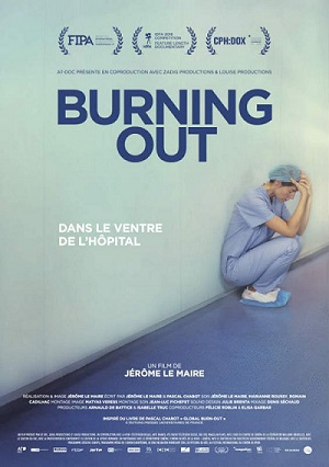 Affiche «Burning out»