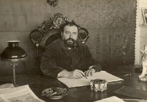 Dr Joseph-Charles Mardrus