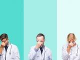 D'après une étude publiée dans la revue Psychiatry Research, un médecin hospitalier sur deux souffre d'épuisement professionnel