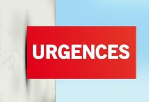 A St Nazaire, l'hôpital n'accepte plus que les urgences vitales