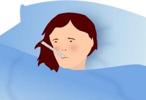 La semaine passée, la grippe a représenté en France un taux de consultations de 85 pour 100.000 habitants