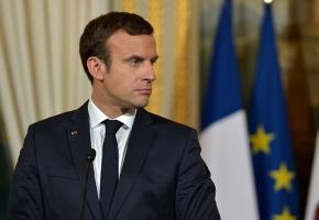 Le président Emmanuel Macron s'est exprimé sur les infirmières à l'Hôpital.