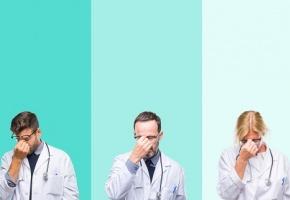 les médecins généralistes représentent près de la moitié des appelants de la ligne d'écoute et d'assistance ordinale