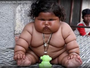 bebe obese