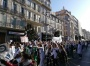 Des milliers d'internes sont en grève à l'appel de l'InterSyndicale nationale des internes (Isni) pour dénoncer notamment leurs conditions de travail